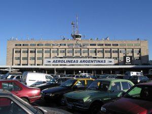 Transporte y desplazamiento en el Aeropuerto de Ezeiza