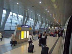 Bahnhof Frankfurt Flughafen Fernbahnhof