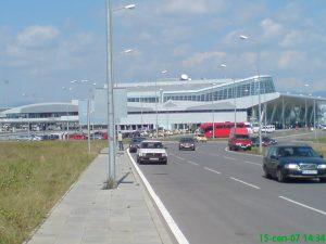 Terminal 2 Aeropuerto de Sofía