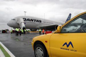 Aeropuerto de Melbourne - Australia