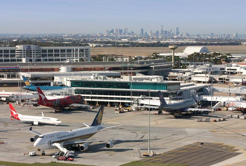 Aeropuerto De Melbourne Mel Aeropuertos Net