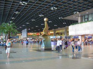 Changi Terminal 3 - Singapur