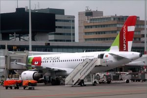 Lisbon International Airport - Portugal