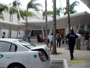 Transporte y desplazamiento en Cancún
