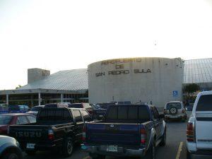 San Pedro Sula airport