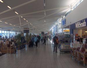 Instalaciones del Aeropuerto de Edinburgh