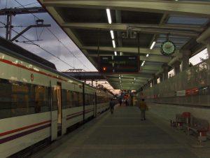 Estación renfe cuatro vientos