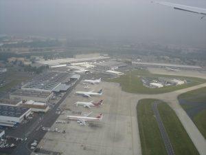 Aeropuerto Charles de Gaulle, Paris