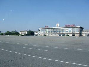 Aeropuerto de Pionyang