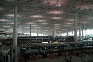 Instalaciones del Aeropuerto de Pekín