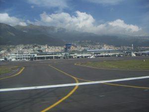 Mariscal Sucre Int'l Airport, Quito -Ecuador