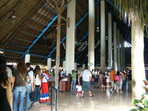 Aeroporto de Punta Cana ( Llegadas)