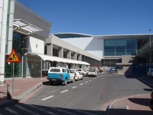 Cape Town new airport