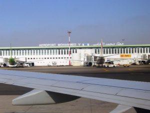 Airport Casablanca