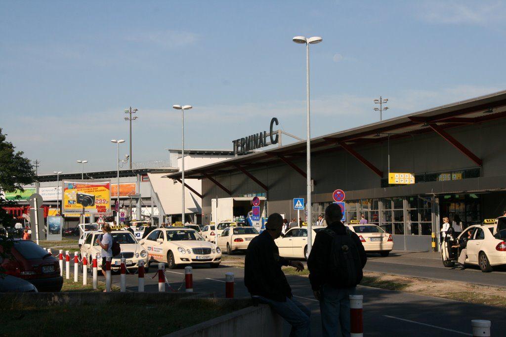 Aeropuerto de Berlín-Tegel (TXL) - Aeropuertos.Net