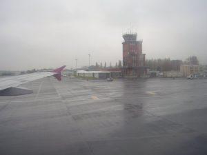 Torre de control de Aeropuerto