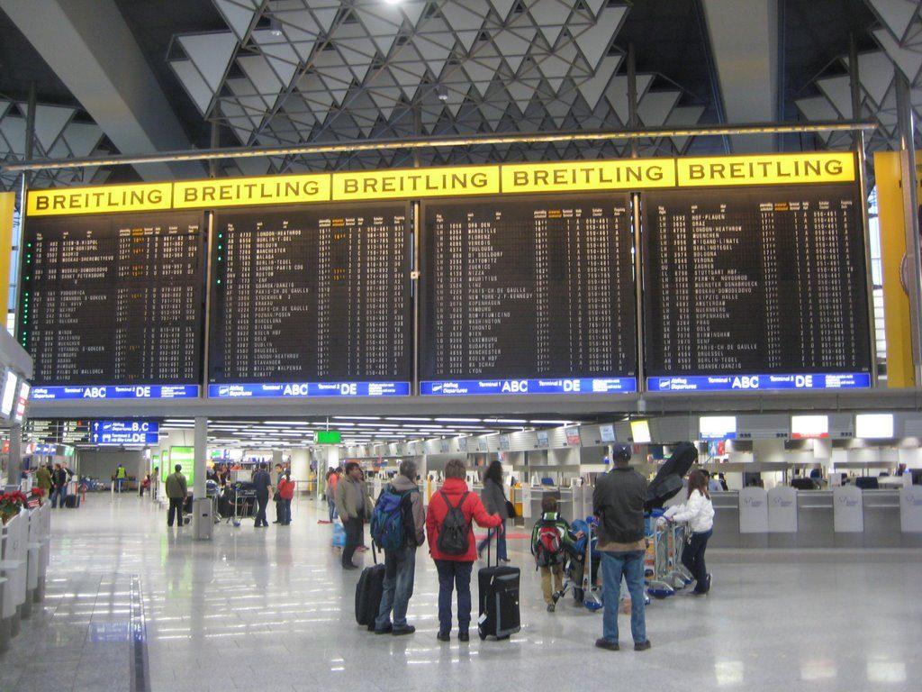 Aeropuerto de Frankfurt (FRA) - Aeropuertos.Net
