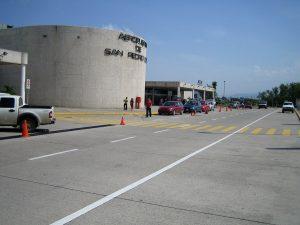 San Pedro Sula, airport