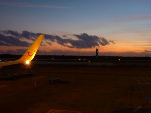 Aeropuerto de Nassau, Bahamas