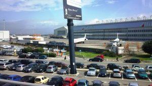 Rome, Airport Fiumicino