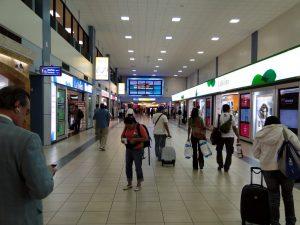 Instalaciones del Aeropuerto de Tocumén