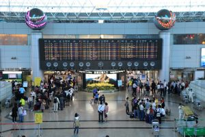 Taipei Taoyuan International Airport