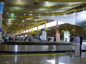 Faro Airport (Baggage Collection)
