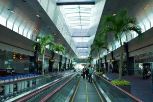 Singapore Changi Airport, Terminal 1