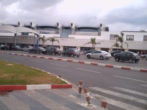 Aeropuerto Mohámmed V