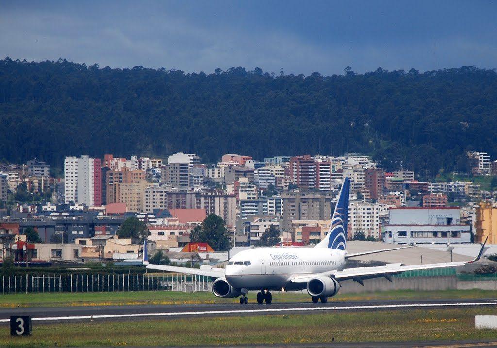 Aeroporto Quito : Aeropuerto internacional mariscal sucre uio