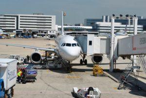 Compañías aéreas y destinos en Charles de Gaulle