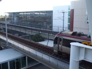 Brisbane Int'l Airport