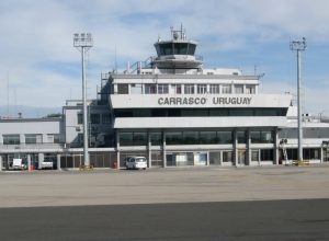 Aeropuerto (antiguo terminal) - Carrasco (Montevideo/MVD) - Uruguay.
