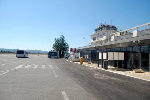 Aeropuerto de Rome Ciampino