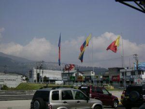 Vuelos nacionales en el Aeropuerto Mariscal Sucre