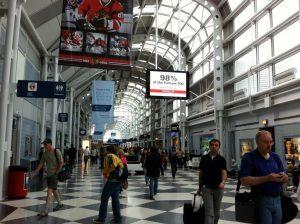 Instalaciones del Aeropuerto O´Hare
