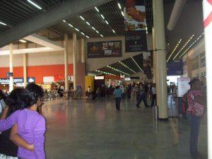 """Terminal Aeropuerto """"Ramón Villeda Morales"""""""