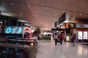 Instalaciones del Aeropuerto de Auckland
