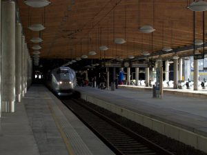 Oslo Airport (Oslo Lufthavn) - Train Station
