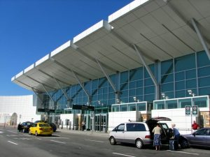 Vancouver International Airport (YVR) Domestic Departures