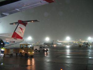 terminal aéreo de Viena