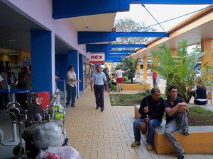Area de Alquiler de Taxis y Autos en el aeropuerto