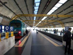 Estación Aeropuerto Fiumicino