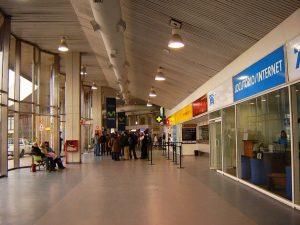 Carrasco Airport Entrance