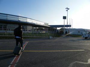 Arrivées, Terminal de llegadas, Arrivals