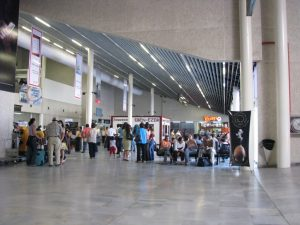 Aeropuerto LA MESA San Pedro de Sula