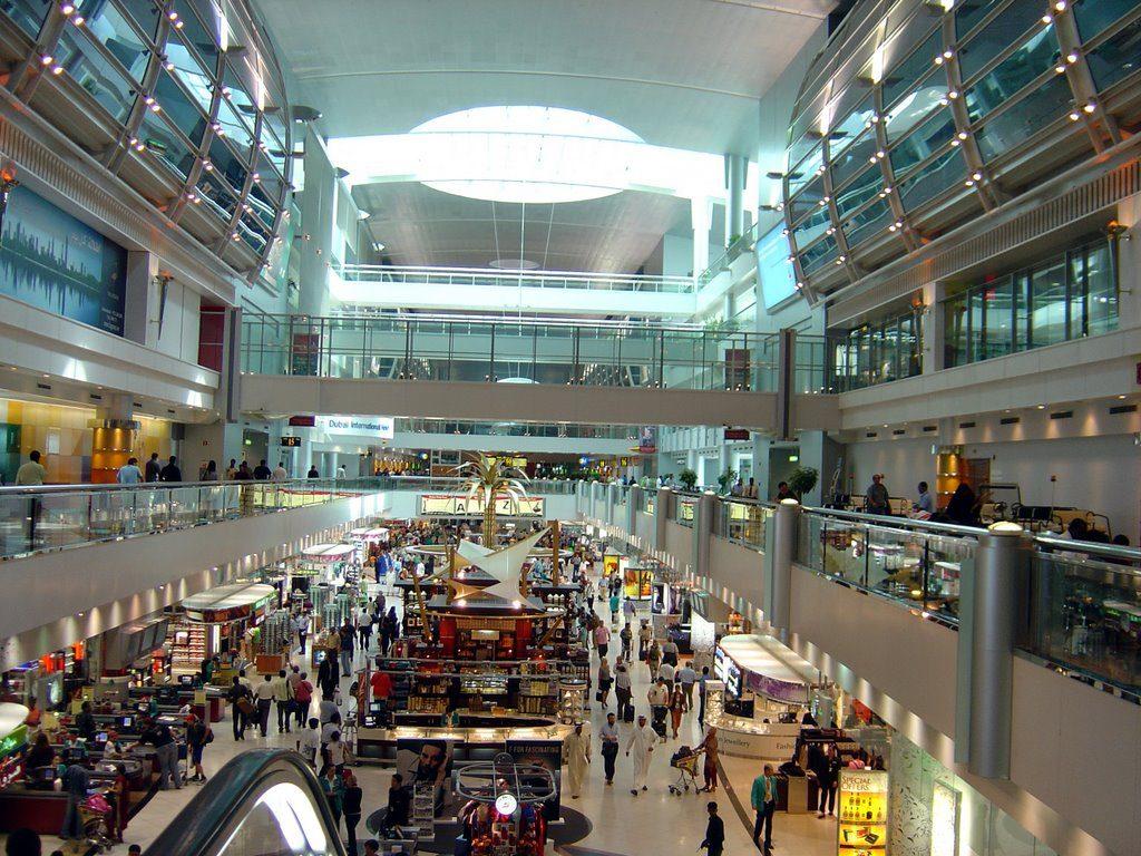 Rent A Car In Dubai >> Aeropuerto Internacional de Dubái (DXB) - Aeropuertos.Net
