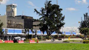 COLOMBIA Bogotá, Aeropuerto Internacional Eldorado