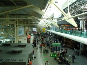 Portela Airport - Lisbon