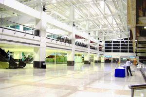 Caracas Airport Main Hall